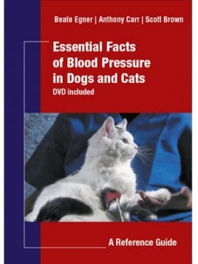 Essential Facts of Bloodpressure in Dogs and Cats, DVD included